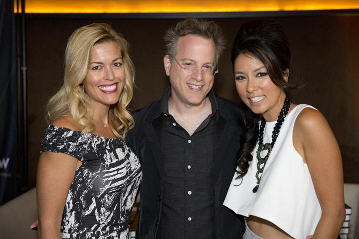 Tiffany Dowd, Ben Mezrich, and Tonya Mezrich