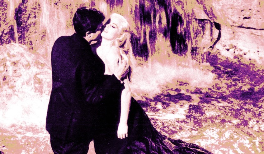 La Dolce Vita (Anita Ekberg, 29 September 1931 – 11 January 2015)