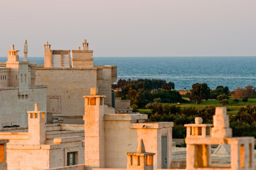 Borgo Egnazia Panoramica - Borgo, golf, mare